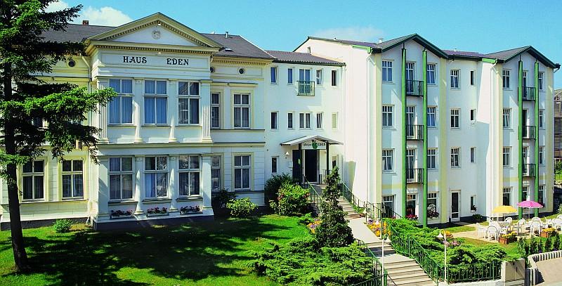 Hotel Garni Eden Ahlbeck Usedom
